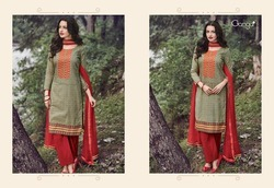 Ganga Cotton Suits