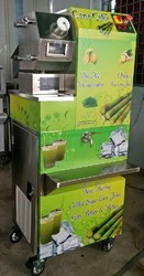 Sugar Cane Juice Extraction Cum Chiller