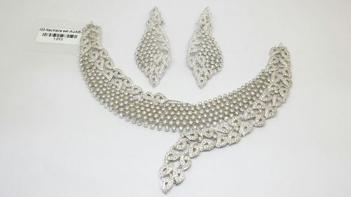 Designer Stone Bridal Set