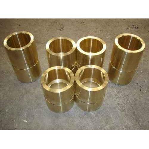 Round Bronze Bushes