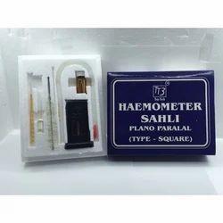 Plano Parallel Haemometer