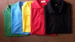 Plain Polo Shirts
