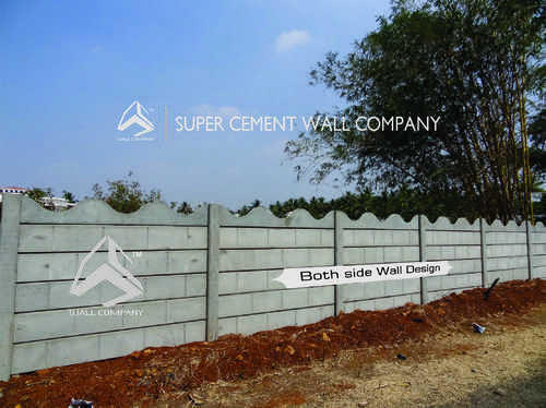 Boundary wall rcc boundary compound wall manufacturer from lucknow publicscrutiny Image collections