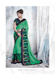 Bollywood Style Fashion Designer Partywear Sarees