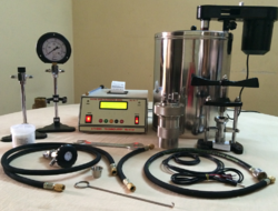 Digital Bomb Calorimeter with Inbuilt Printer