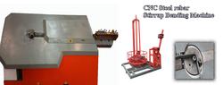CNC Steel Rebar Stirrup Bending Machine