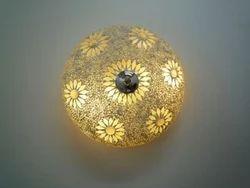 Mosaic Ceiling Light