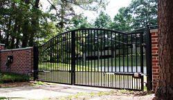 MS & SS Gate Fabrication