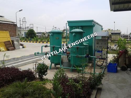 AMC For Sewage Treatment Plant