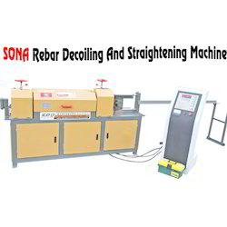 Rebar Decoiling and Straightening Machine