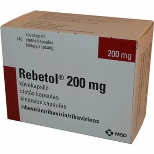 Rebetol 200 Mg