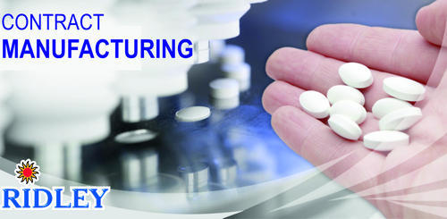 Pharmaceuticals Third Party Manufacturer