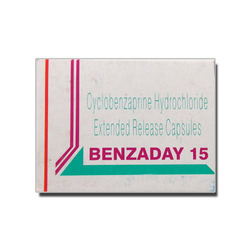 Cyclobenzaprine Medication