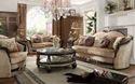 Vallauris Wooden Sofa Set