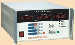 CT Testing Unit