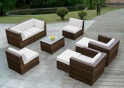 Cane Outdoor Sofas