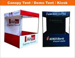 Demo Tent Canopy