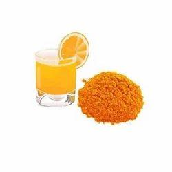 Orange Powder Flavour