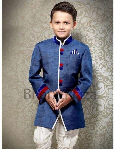 KIDS PARTY WEAR - Kids Wedding Suit Exporter from Surat