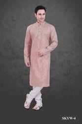 Designer Stylish Men Kurta Payjama