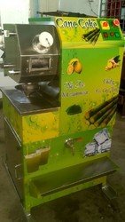 Sugar Cane Extractor With Chiller