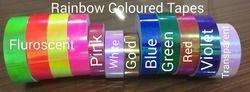 Iridescent Rainbow Flourscent Tapes