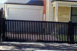 Metal Gate Automation