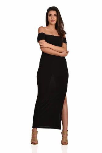 Long Dress Off Shoulder