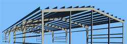 Metal Structural Fabrication Service