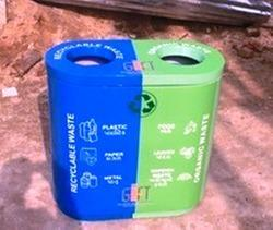 Color Coded Dustbins - Plastic