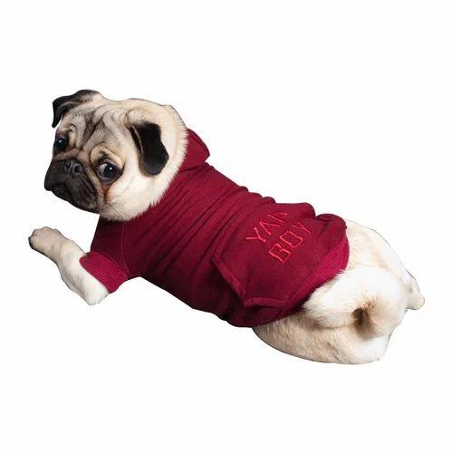 Puppy Dog Winter Hoodies Coat