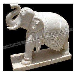 Animals Marble Statue