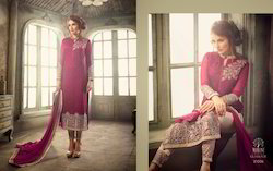 Mohini Glamour 31 Exclusive Party Wear Straight Suits