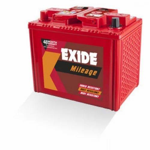 Car Batteries Exide Mred Din65 Lh Authorized Retail