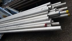 Seamless, Welded ASTM A182 F53 Super Duplex Steel Pipes