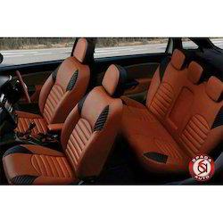 Leatherite Car Seatcovers Maruti Omni 8