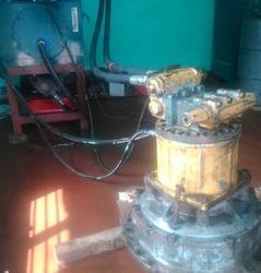 Hydraulic Equipment Maintenance Work