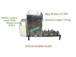 Pouch Packing Plant