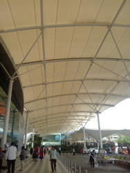 Walkways Tensile Structures