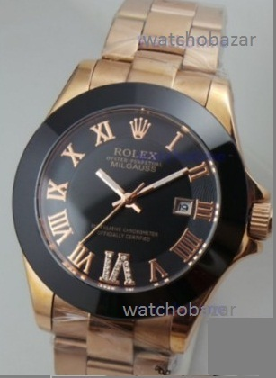 Sell My Mobile >> ROLEX FIRST COPY WATCHES - Rolex Milgauss Black Automatic Limited Edition Watch Wholesaler from ...