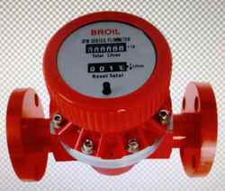 Flange Connection Mechanical Flow Meter