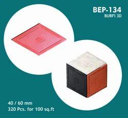 PVC Moulds for Burfi 3D