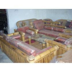 bamboo box sofa set