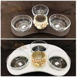 Bean Shape Serving Platters