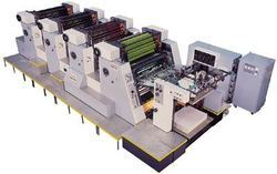 Polygraph Offset Printing Machine I