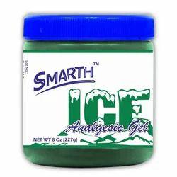 Ice Analgesic Gel 8 Oz (227g) Green