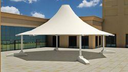 Tensile Tent Fabric