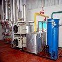 Cryogenic Oxygen & Nitrogen Gas Filling Plant