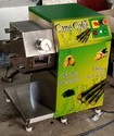 Table Top 3 Roller Sugarcane Juice Machine