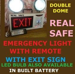 Emergency Light with Remote